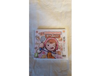Cooking Mama Nintendo 3DS - NYTT!!