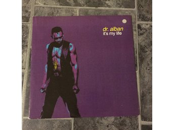 "DR. ALBAN - IT´S MY LIFE. (12"")"