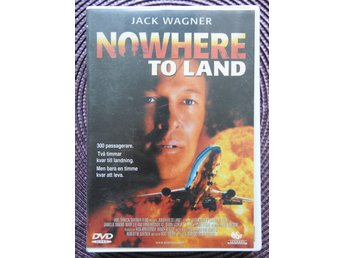 Nowhere To Land DVD (Jack Wagner) 2000