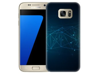 Samsung Galaxy S7 Skal Hi-tech Mönster