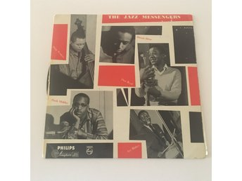 "Vinyl LP  ""The Jazz Messengers"" The Jazz Messengers 1956"