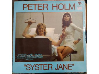 Peter Holm  - Syster Jane, LP