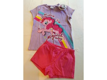 My little pony pyjamas stl 98/104. Ny