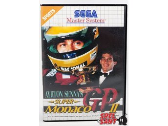 Ayrton Sennas Super Monaco GP II (Svensk Version)