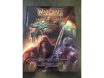 Warcraft the roleplaying game - Lands of Conflict