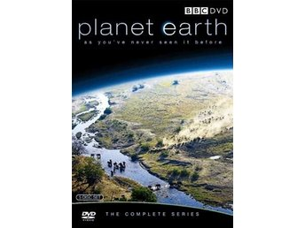 Planet Earth-The Complete Series (5-DISC-DVD)