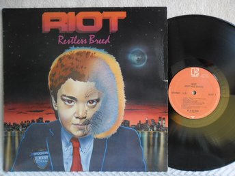 RIOT - RESTLESS BREED - ELK K 52 398