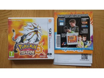 Nintendo 3DS: Pokemon Sun Version