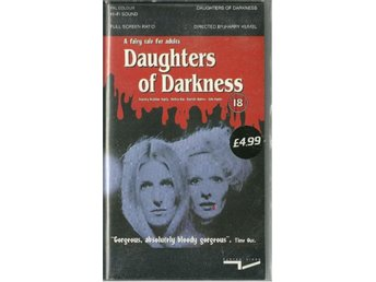 Daughters of Darkness - Harry Kumel - Vhs - Ej text