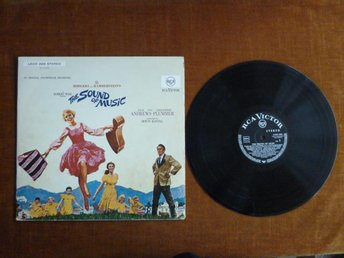 THE SOUND OF MUSIC,  LP, LP-SKIVA