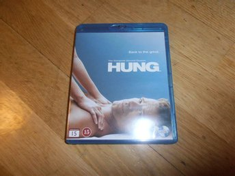 Hung - Säsong 2 (2-disc Blu Ray)