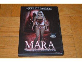 Mara ( Angelica Jansson ) - 2012 - DVD - Töre - Mara ( Angelica Jansson ) - 2012 - DVD - Töre