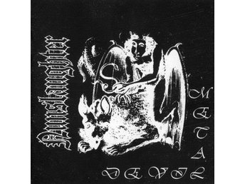 Nunslaugher -Devil metal cd 2001 Death metal Don of the dead
