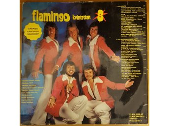 Lp - Flamingo kvintetten