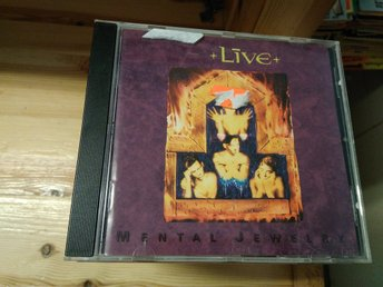 Live - Mental Jewelry, CD