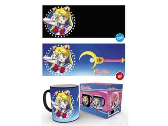 Sailor Moon mugg – Thermo