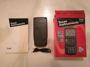 Texas Instruments TI-83 grafräknare
