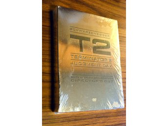 T2 - Terminator 2: Judgment Day - Ultimate 3 disc edition - Director's cut DVD