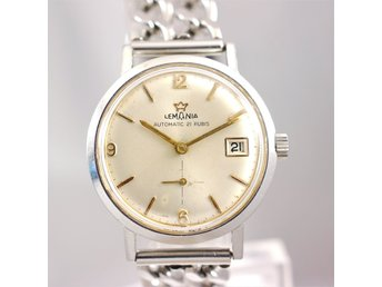 Lemania Automatic. F70872