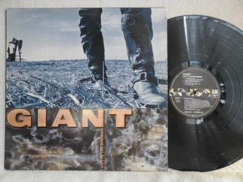 GIANT - LAST OF THE RUNAWYS - A&M 395 272-1