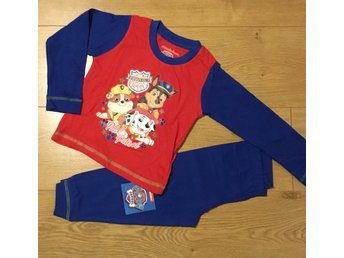 ~Nytt ~ Paw Patrol Pyjamas Stl 18-24 mån ~ London UK~