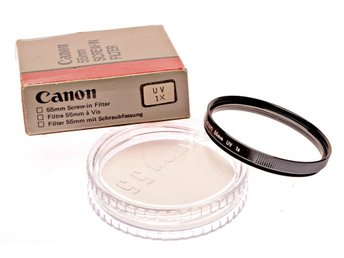 Canon UV filter 55mm