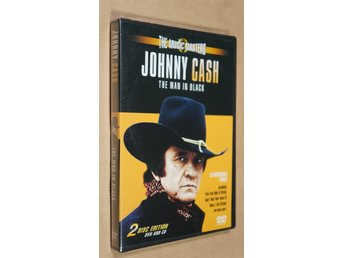 Johnny Cash - The Man in Black (Special Edition DVD+CD)