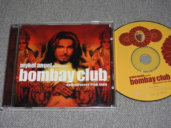 Mykel Angel presents: Bombay Club - Dancegrooves From India CD