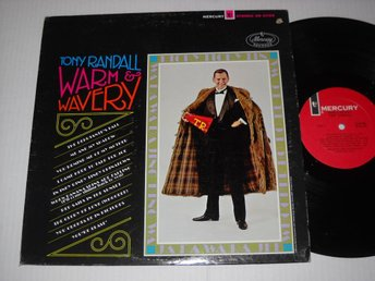 "Tony Randall ""Warm & Wavery"""