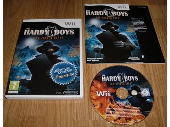 Wii: Hardy Boys the Hidden Theft