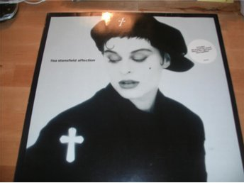 LISA STANSFIELD-Affection   LP