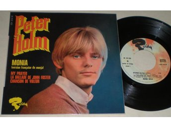 Peter Holm EP/PS Monia (French Version) 1968