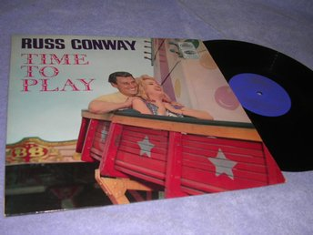 Russ Conway - Time To Play (LP) EX/EX