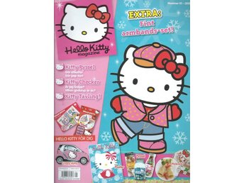 HELLO KITTY MAGAZINE - NR 1 2012