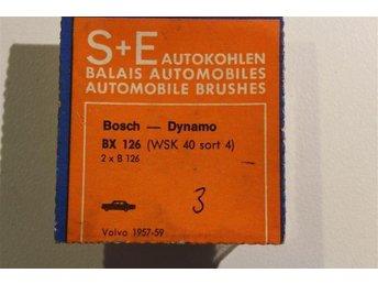 Bosch generator kol Volvo BX 126. - Färila - Bosch generator kol Volvo BX 126. - Färila