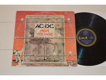 AC/DC - High Voltage (Albert AUS 1975) ***RARE***