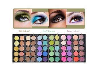 Ögonskugga Palett Smink 177-Färger - Hong Kong - Ögonskugga Palett Smink 177-Färger - Hong Kong