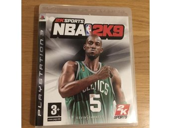 PS3 NBA 2K9 Play station 3 basket sport