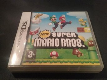 Super Mario bros, nintendo ds