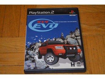 4x4 Evolution - Playstation 2 PS2 - Töre - 4x4 Evolution - Playstation 2 PS2 - Töre