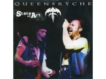 Queensryche -State of art DCD Promised land tour 1995