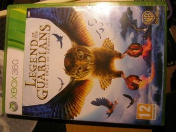 XBOX 360 spel Legends of the guardians