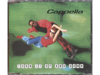 Cappella - Turn It Up And Down - 1996 - CD Maxi