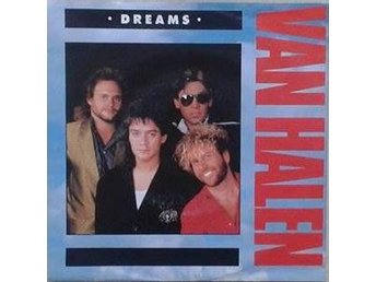 Van Halen title* Dreams* Germany 7""