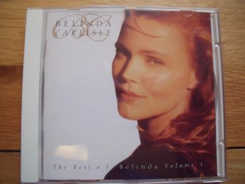 Belinda Carlisle / The best of vol1 - Simrishamn - Belinda Carlisle / The best of vol1 - Simrishamn