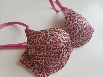 Victorias - Victoria Secret - Sexy little things - 75 - Push-up - Rosa - Leopard