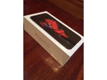 Iphone 6s obruten kartong! 64 gb