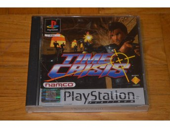 Time Crisis - Playstation PS1