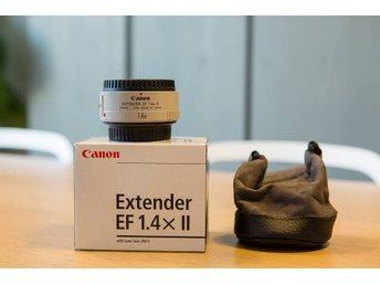 Canon extender 1.4 version II