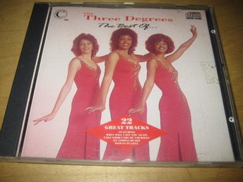 THE THREE DEGREES - THE BEST OF...